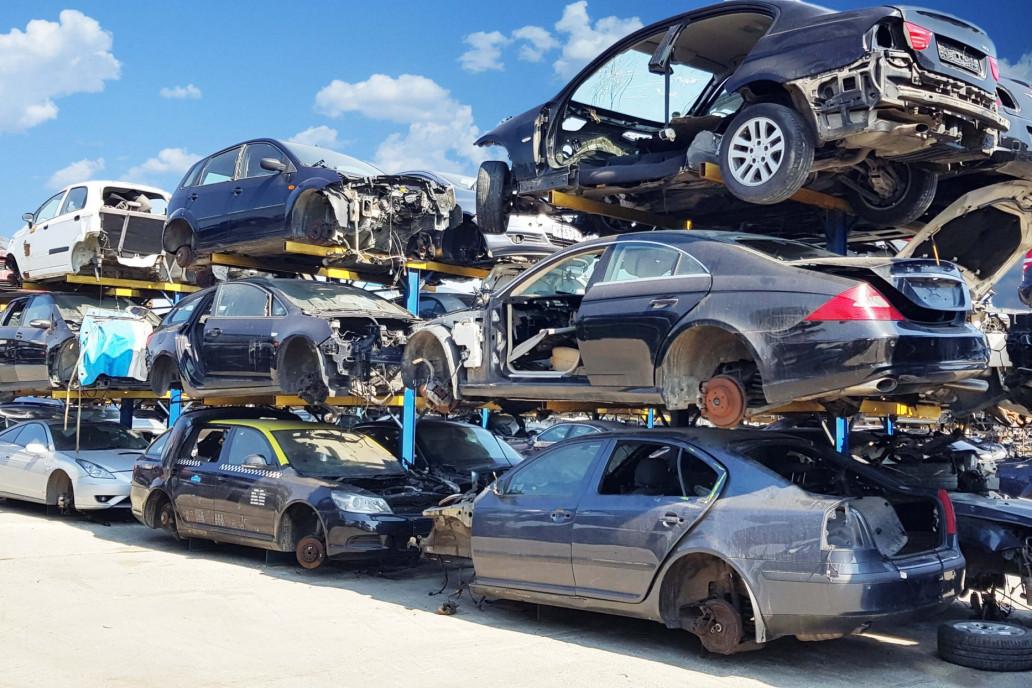 scrap car uk
